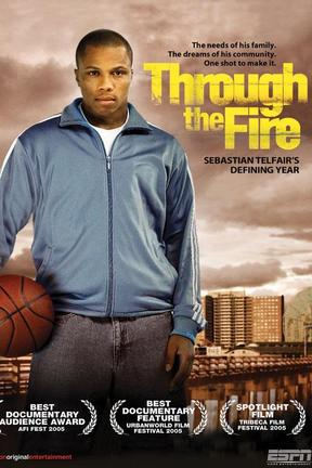 poster for Through the Fire