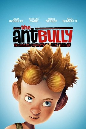 poster for The Ant Bully