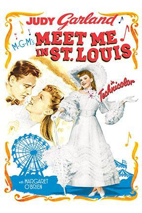 poster for Meet Me in St. Louis