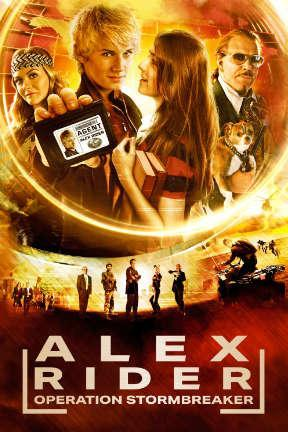 poster for Alex Rider: Operation Stormbreaker
