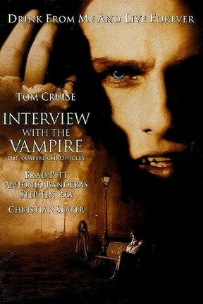 poster for Interview With the Vampire