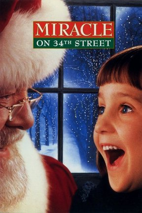 poster for Miracle on 34th Street