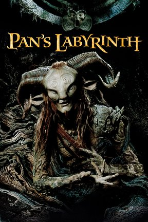 poster for Pan's Labyrinth