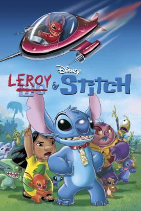 poster for Leroy & Stitch