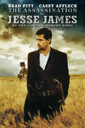 poster for The Assassination of Jesse James by the Coward Robert Ford