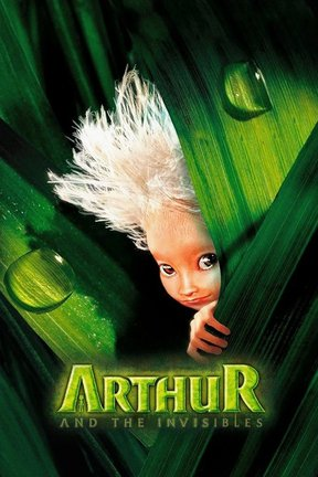 poster for Arthur and the Invisibles