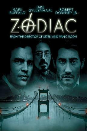 poster for Zodiac