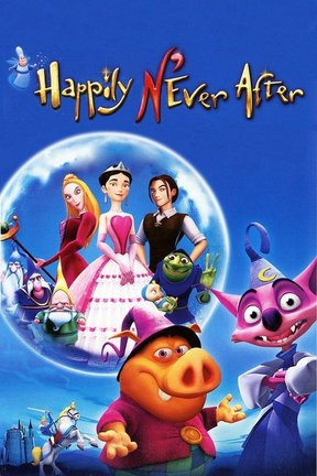 poster for Happily N'Ever After
