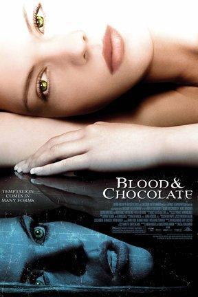 poster for Blood and Chocolate