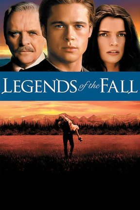 poster for Legends of the Fall