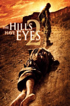 poster for The Hills Have Eyes 2