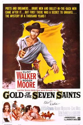 poster for Gold of the Seven Saints