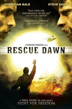 poster for Rescue Dawn