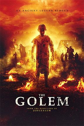 poster for The Golem