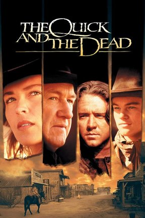poster for The Quick and the Dead