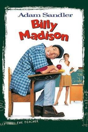 poster for Billy Madison