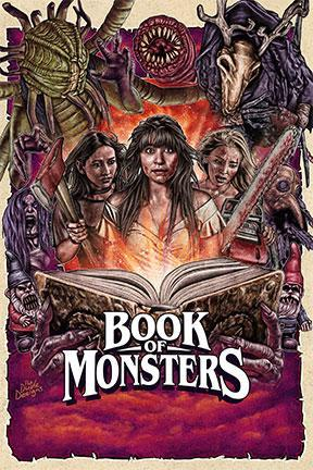 poster for Book of Monsters