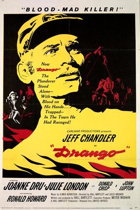 poster for Drango