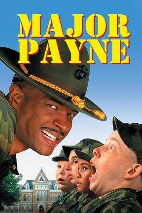 poster for Major Payne