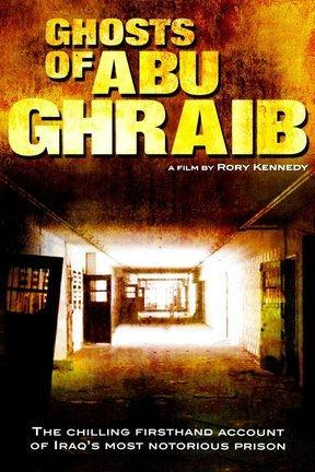 poster for Ghosts of Abu Ghraib