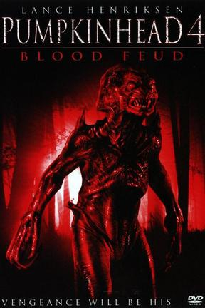 poster for Pumpkinhead: Blood Feud