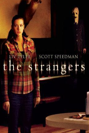 poster for The Strangers
