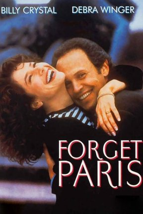 poster for Forget Paris