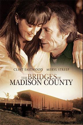 poster for The Bridges of Madison County