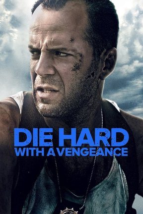 poster for Die Hard With a Vengeance