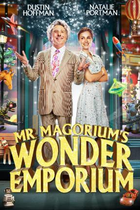 poster for Mr. Magorium's Wonder Emporium