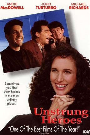 poster for Unstrung Heroes