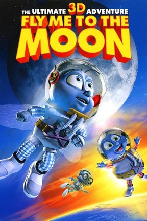poster for Fly Me to the Moon