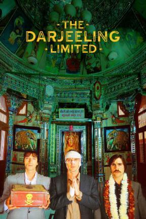 poster for The Darjeeling Limited