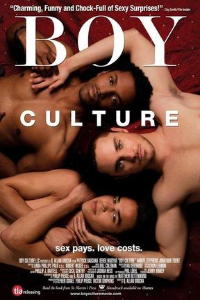 poster for Boy Culture