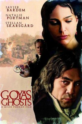poster for Goya's Ghosts