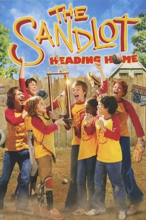 poster for The Sandlot 3