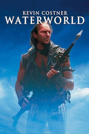 poster for Waterworld
