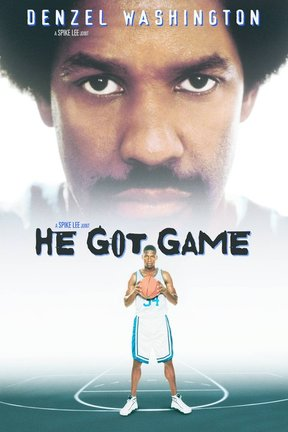 poster for He Got Game