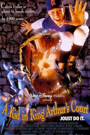 poster for A Kid in King Arthur's Court