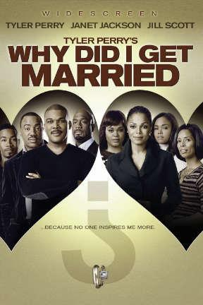 poster for Why Did I Get Married?