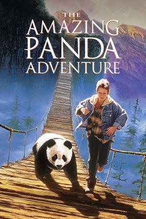 poster for The Amazing Panda Adventure