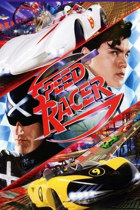 poster for Speed Racer