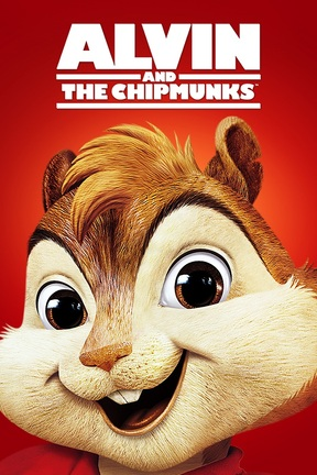 poster for Alvin and the Chipmunks