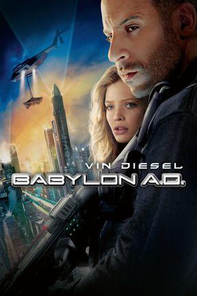 poster for Babylon A.D.