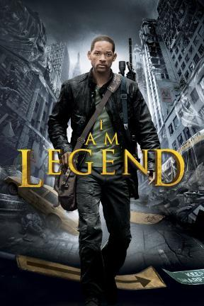 poster for I Am Legend