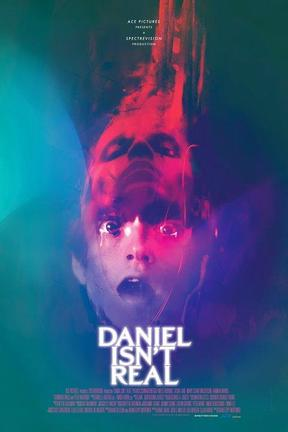 poster for Daniel Isn't Real
