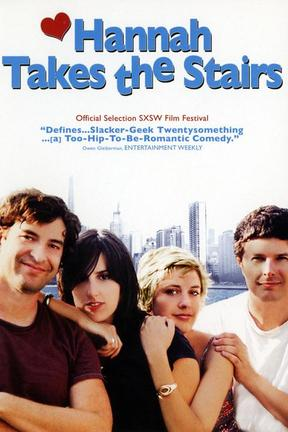 poster for Hannah Takes the Stairs
