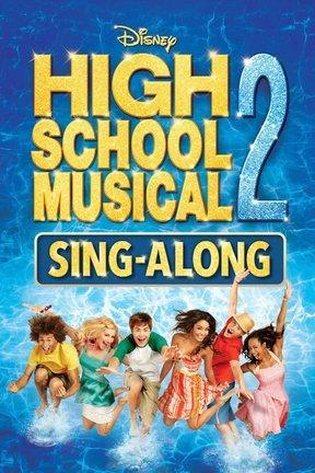poster for High School Musical 2