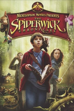 poster for The Spiderwick Chronicles