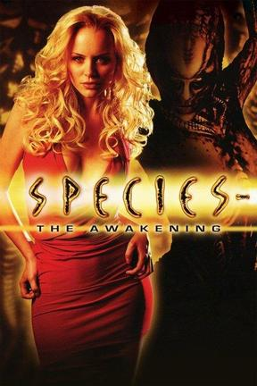 poster for Species: The Awakening
